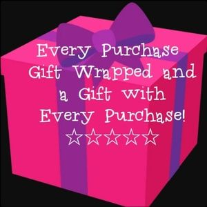 Items Wrapped with Care💝Especially for You!